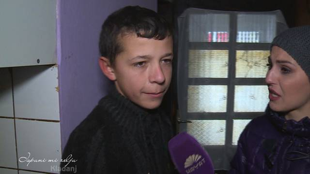 Dječak (16): Ne trebam bicikl ni računalo, želim samo koze