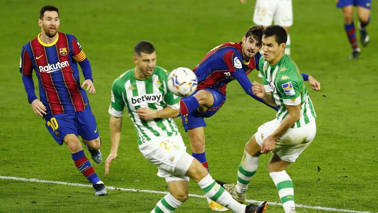 Messi zabio kao džoker s klupe, Trincaov prvijenac za pobjedu