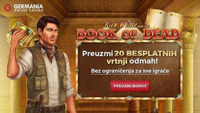 Preuzmi besplatan online casino bonus bez uplate
