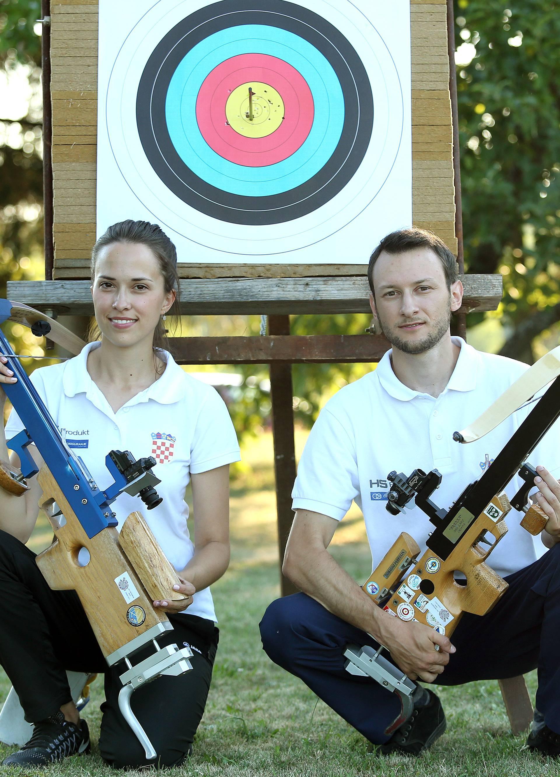 Brat i sestra Pereglin - prvaci svijeta iz dvorišta iza kuće...