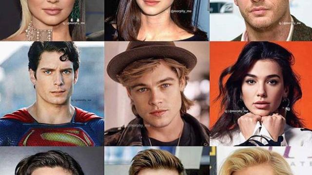 Spaja lica poznatih na fotkama: Prepoznajete li tko je u miksu?