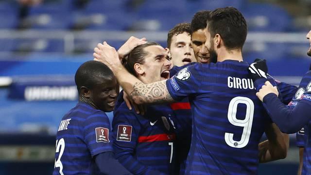 World Cup Qualifiers Europe - Group D - France v Ukraine