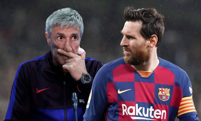 Messiju je dosta Setiena: Usred noći uprava Barce smirivala trenera u njegovoj rezidenciji!