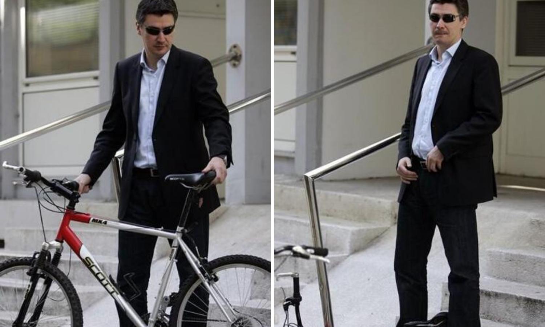 Zoki obožava Maratonce, navija za Hajduk i ne dirajte mu bicikl