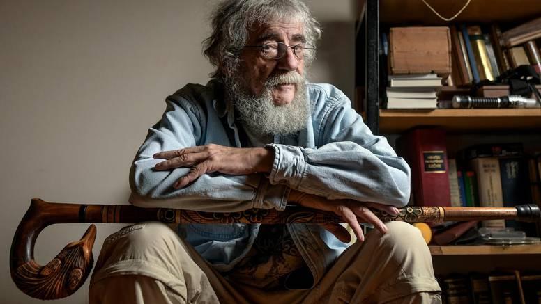 Intervju - Pero Kvesić: 'Ovaj sad svijet je jedno smeće od svijeta, bolesno i patološki nakaradno'