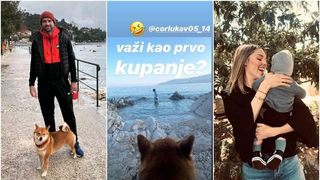 Sve pod budnim okom Franke: Ćorluka otvorio sezonu kupanja