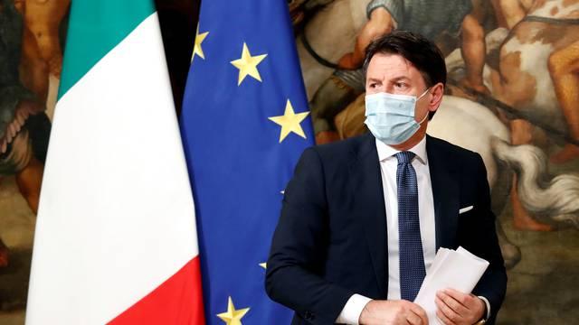 Vlada Italije ponovo u krizi, ostavku dale dvije ministrice