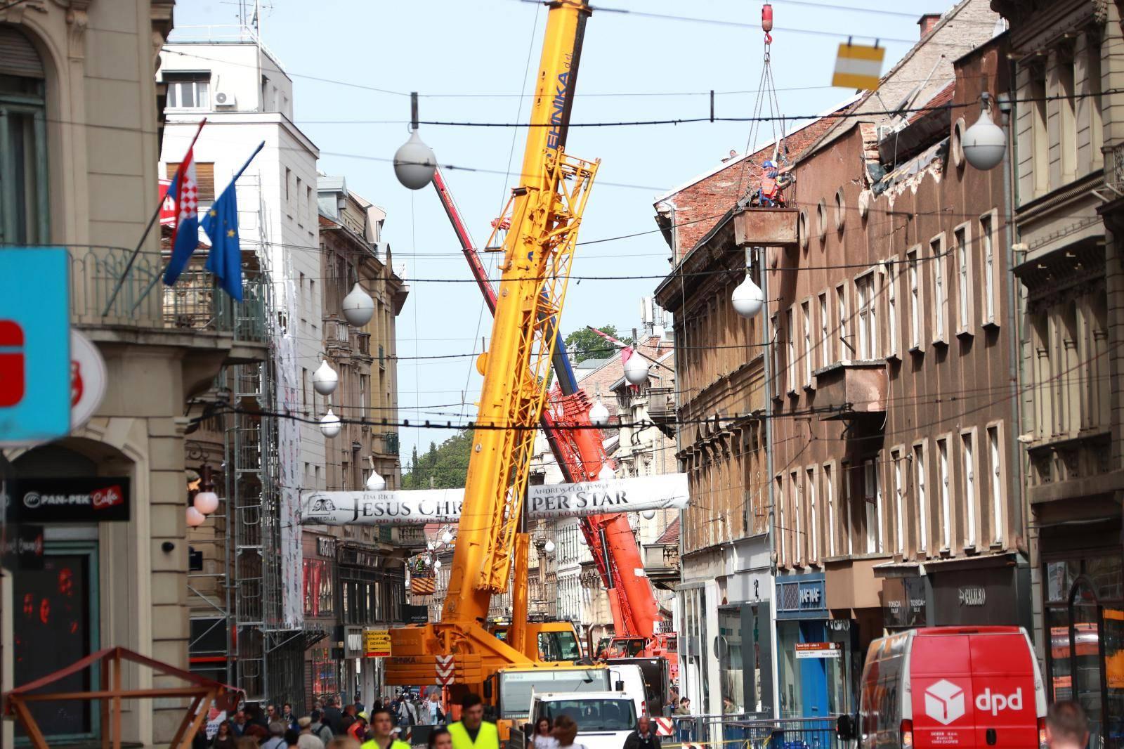 Zagreb: Ilica kao građevinska zona