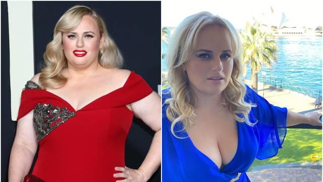 Glumica Rebel: 'Redatelji su mi masno plaćali da budem deblja'