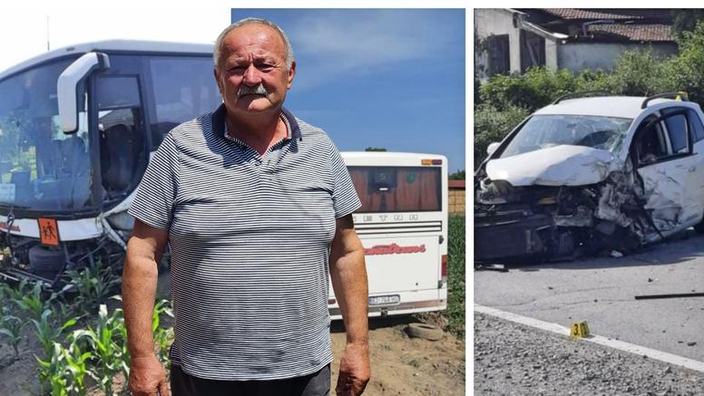 """Heroj Slavko prisebnošću spasio autobus s djecom: """"Danas mi je bio posljednji dan na poslu"""""""