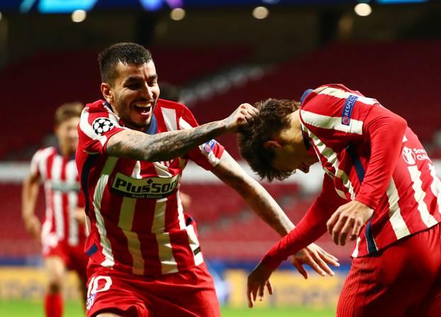 Champions League - Group A - Atletico Madrid v FC Salzburg