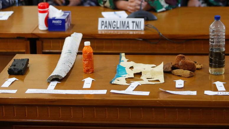 Potonula nestala podmornica: 'Našli smo dijelove i predmete, bez štete nisu mogli izaći van'