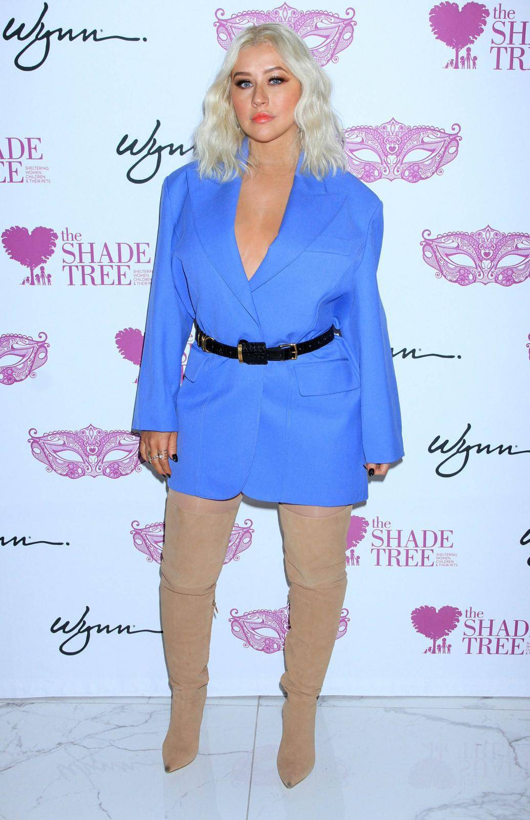 Shade Tree's Mask Off Gala - Las Vegas