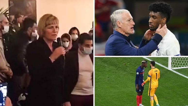 Kaos među Francuzima: Mama Rabiot izvrijeđala Mbappea, igrači se svađali s izbornikom!