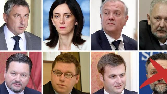 Plenković je presložio Vladu: Ovo su njegovi novi ministri