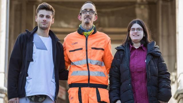 'Unatoč invaliditetu radimo i pomažemo u riječkoj bolnici'