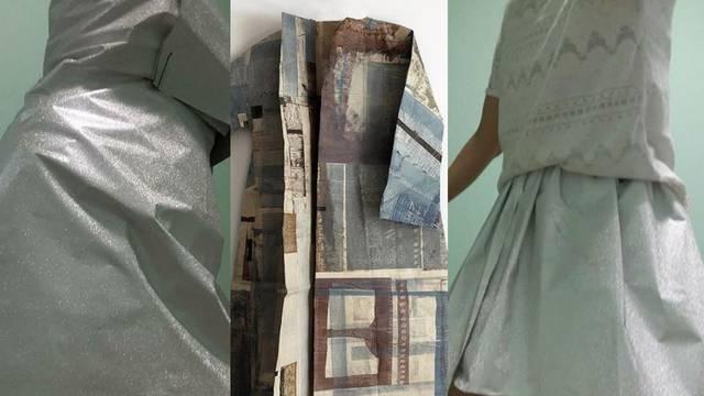 Ludi modni hit iz šezdesetih: Svakodnevna odjeća od papira