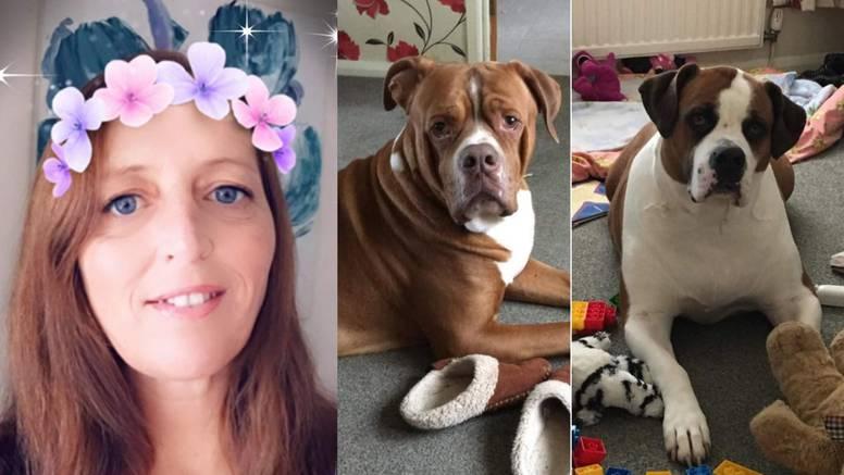 Majku troje djece u svom domu ubili njeni psi: 'Rastrgali su je!'