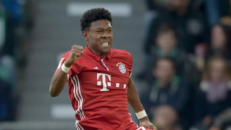 Alaba nakon 11 godina napustio Bayern i otišao u Real Madrid