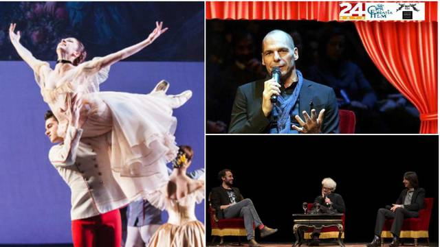Gledajte čarobni balet 'Sissi' i hit goste u Filozofskom teatru