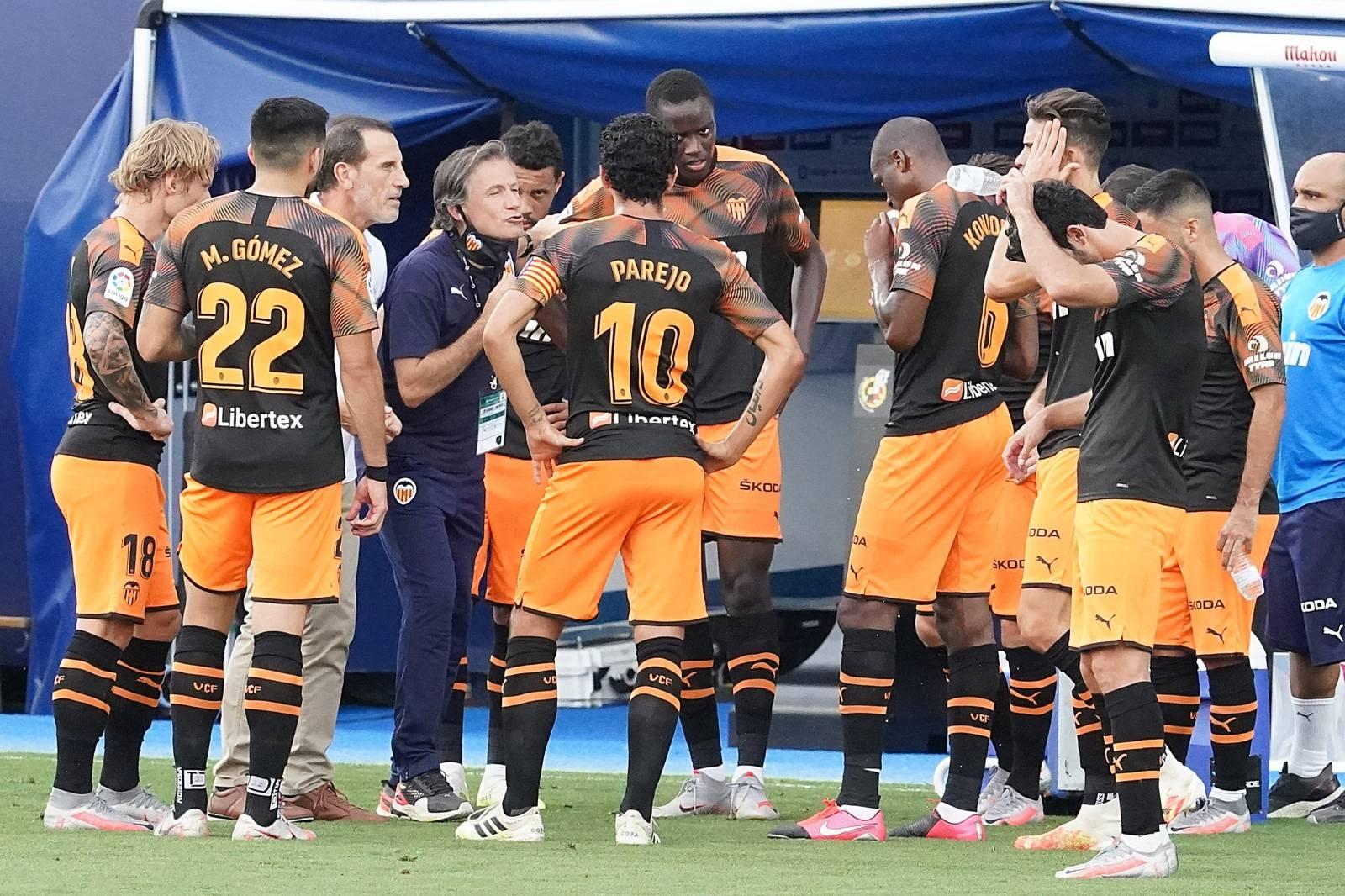 CD LEGANES v VALENCIA CF. LA LIGA 2019/2020. ROUND 36.
