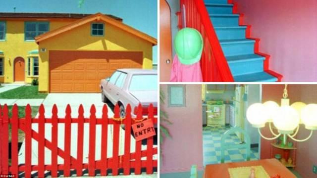 Izgradili savršenu repliku kuće iz Simpsona - sa svim detaljima