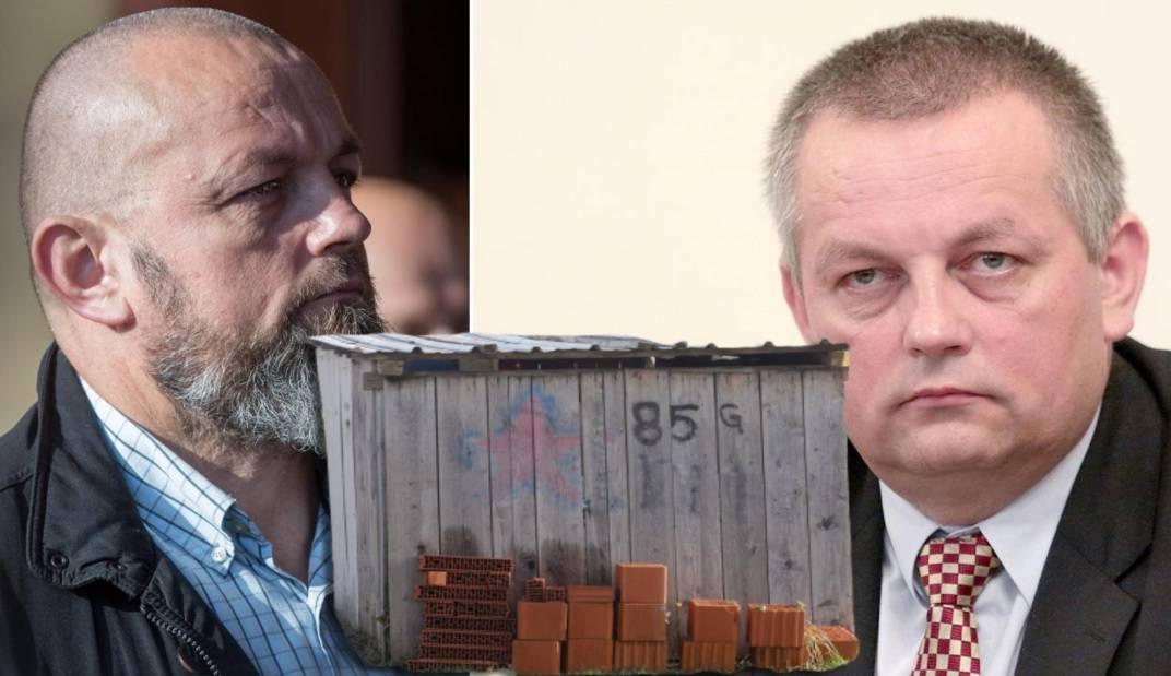 Šest dana bio u Vladi: Sjećate se Crnoje, ministra od barake?