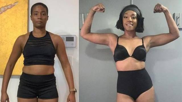Iskoristila karantenu: Glumica Tiffany Haddish izgubila 40 kila