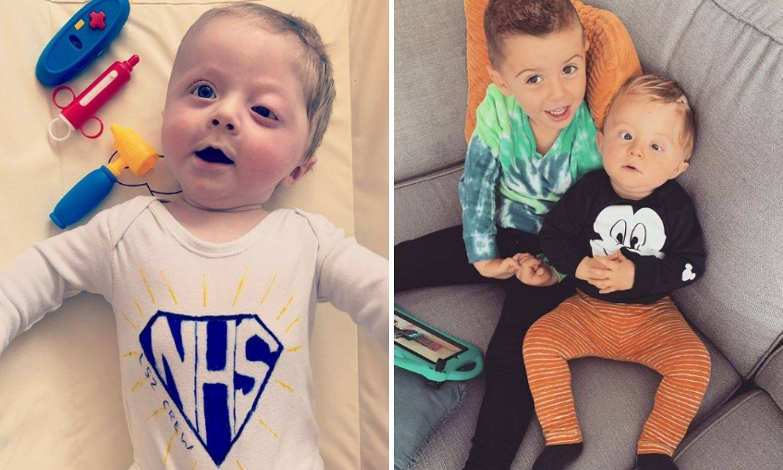 Beba (1) preživjela ogromni tumor na mozgu: Iz bolnice je izašla na svoj prvi rođendan!