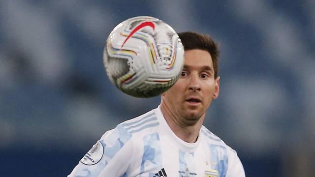 Copa America 2021 - Group A - Bolivia v Argentina