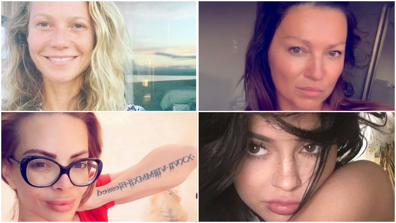 Velika prevara: Fotke poznatih ljepotica bez šminke su laž?