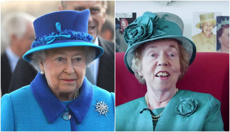 Elizabeta ima mlađu dvojnicu koja obavlja zadatke umjesto kraljice: 'Čast mi je uskočiti joj'