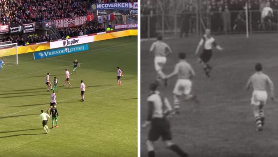 Čudo u Rotterdamu! Zabio isti gol kao praujak iz 1938. godine