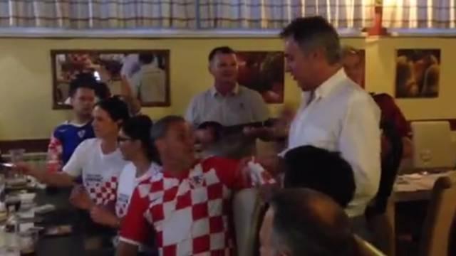 Škoro je u restoranu uhićenog kralja Adventa pjevao Bandiću