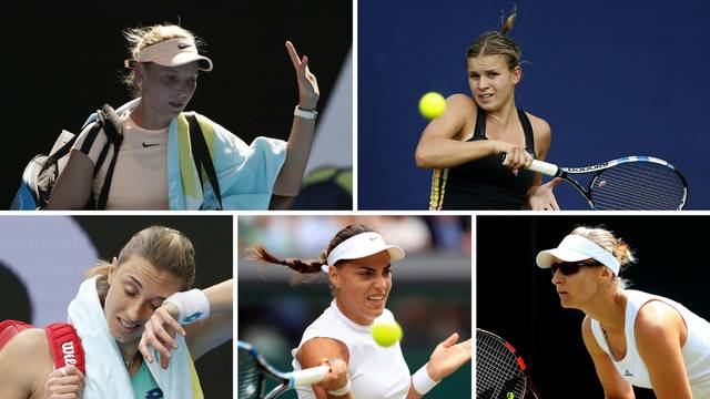 Nijedna od Top 5 Hrvatica neće igrati za tenisku reprezentaciju