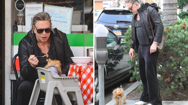 'Nekoć žestoki momak sad nosi torbice i hrani psića na žličicu'