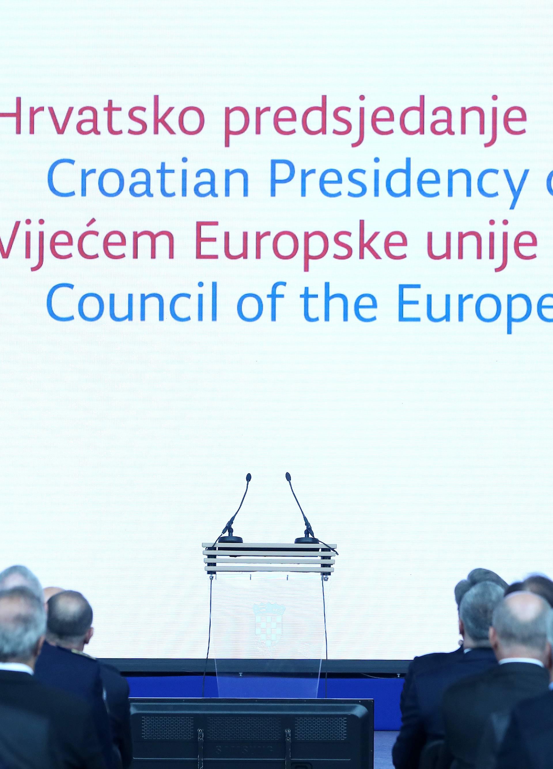 Hrvatska uštedjela 31 mil. kn virtualnim predsjedanjem EU