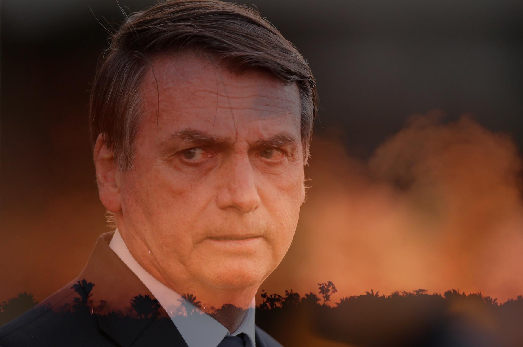 Procurili dokumenti: Bolsonaro aktivno radi da uništi Amazonu
