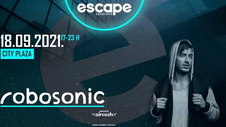 ESCAPE Sessions se vraća u Zagreb i dovodi nam house legendu Robosonic