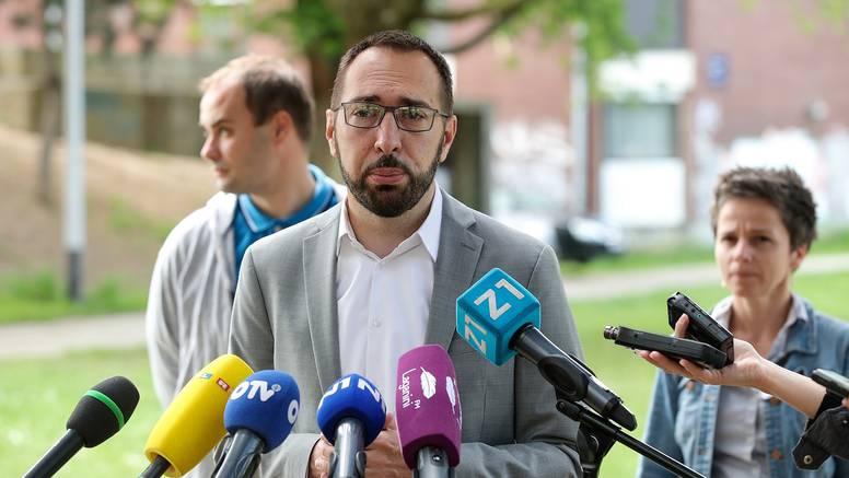 Tomašević je dobio policijsku zaštitu?! 'Ne znam, ne bavimo se s time. Pitajte policiju za to'