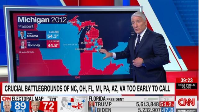 CNN-ov voditelj razljutio sve: 'Jedino je njemu ovo zabavno'