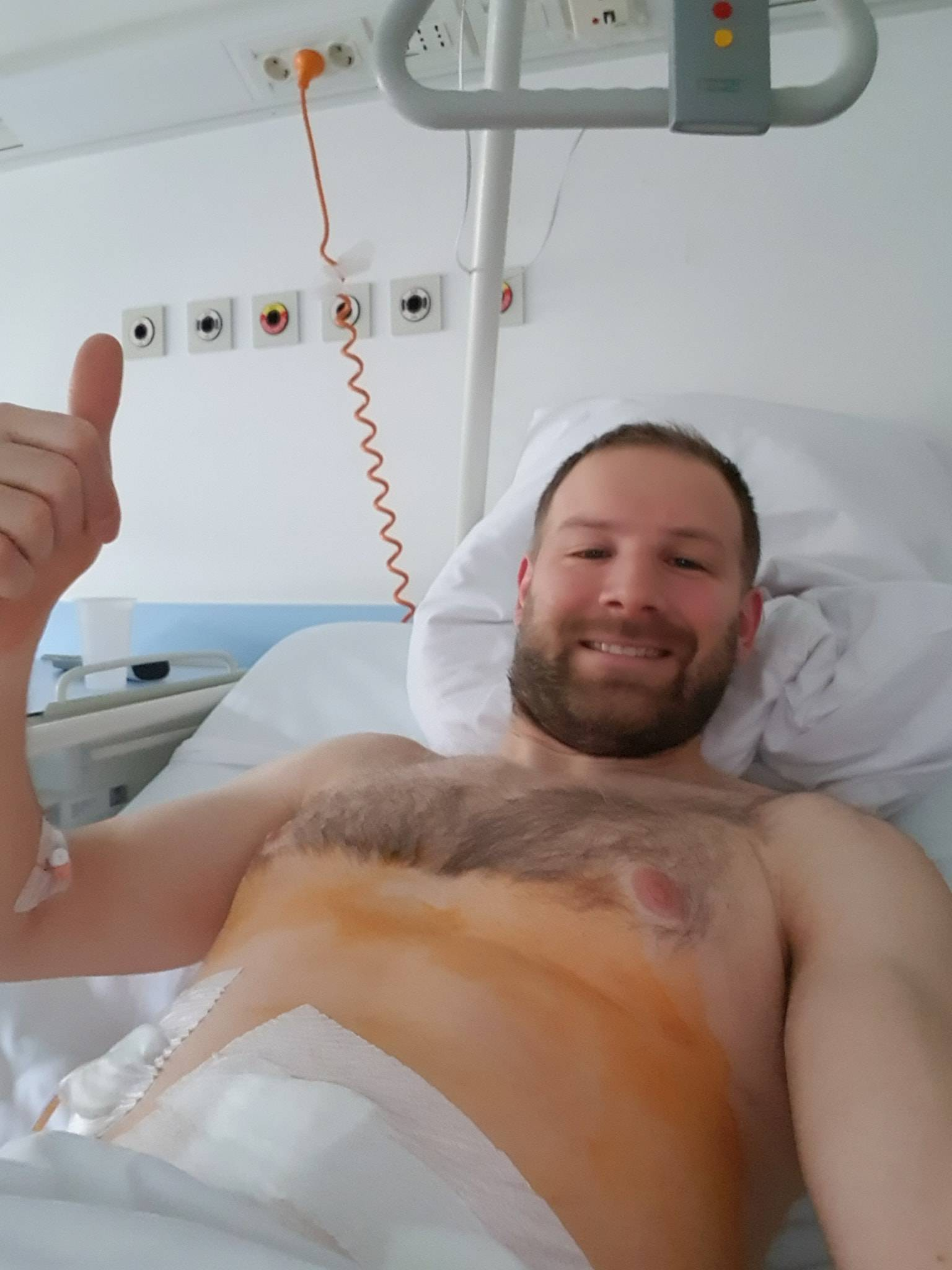 Zbog njega smo slavili 2011.; Zrnčić operirao slijepo crijevo