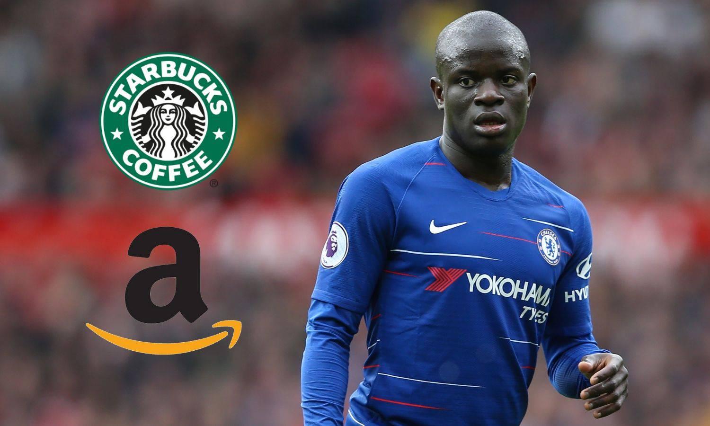 Kante će platiti više poreza od Starbucksa i Amazona zajedno