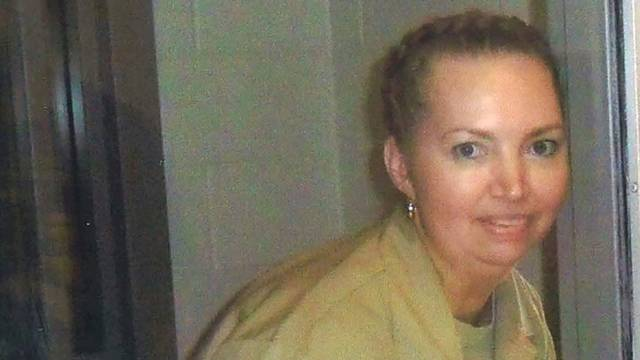 FILE PHOTO: Convicted murderer Lisa Montgomery pictured at the Federal Medical Center (FMC) Fort Worth