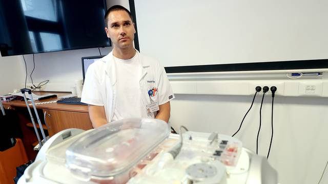 Revolucionarni stroj oživljava organe koji će se presađivati