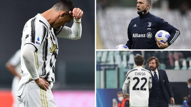 Juventus u rasulu, Pirlo pred otkazom, Tudor čeka, a Ronaldo će iduće sezone u Europsku ligu?