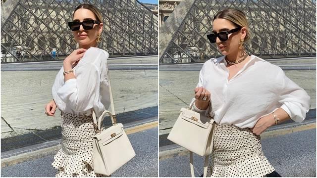 Leyla se hvali novom torbom: Košta više od 100.000 kuna...
