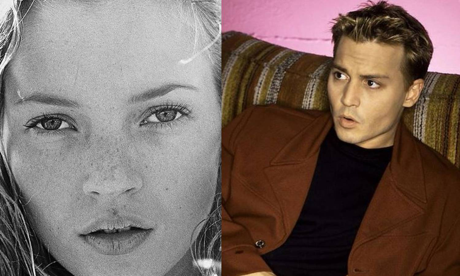 Kate Moss i Johnny Depp: Super stylish par s kraja 90-ih