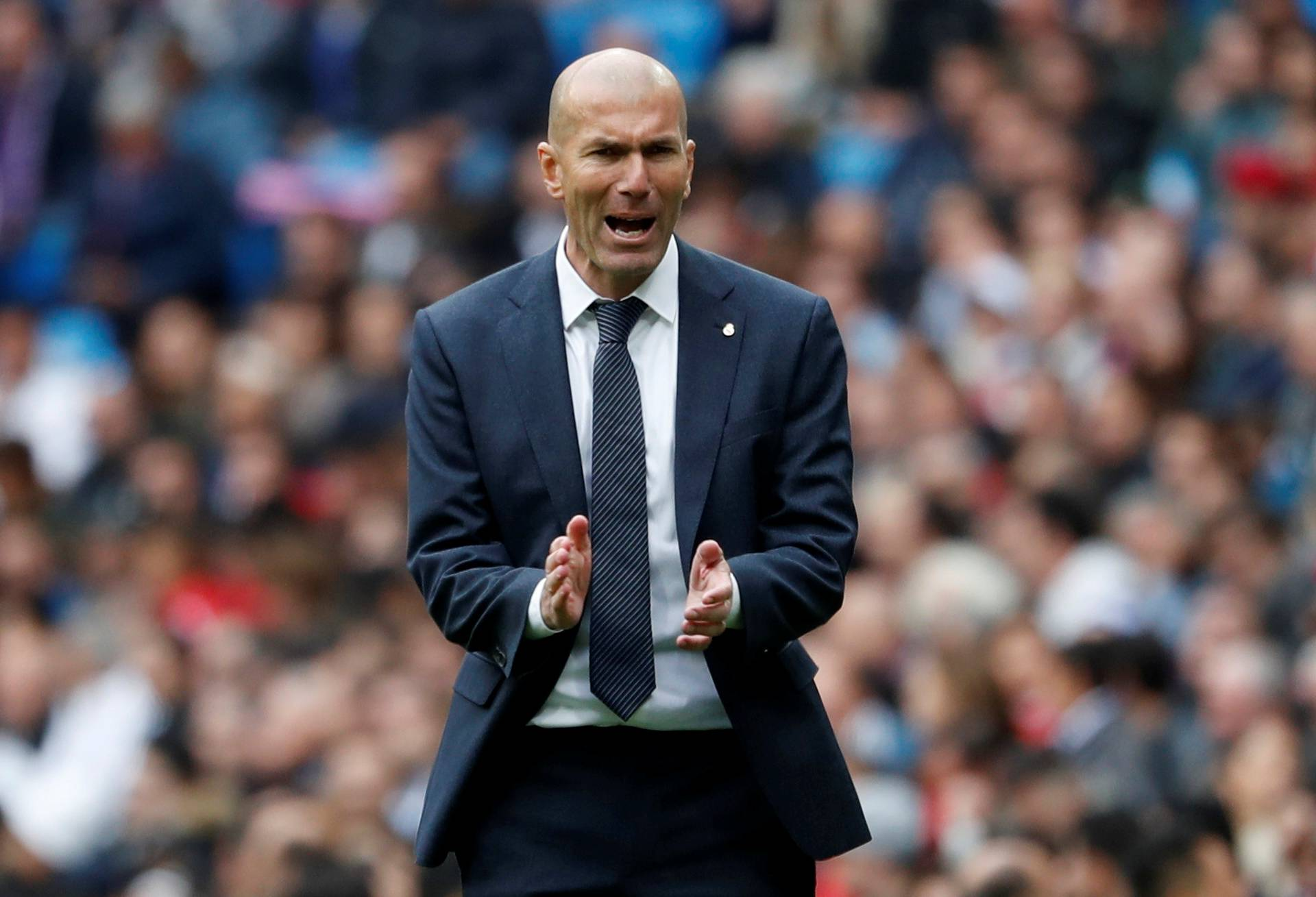 La Liga Santander - Real Madrid v Athletic Bilbao
