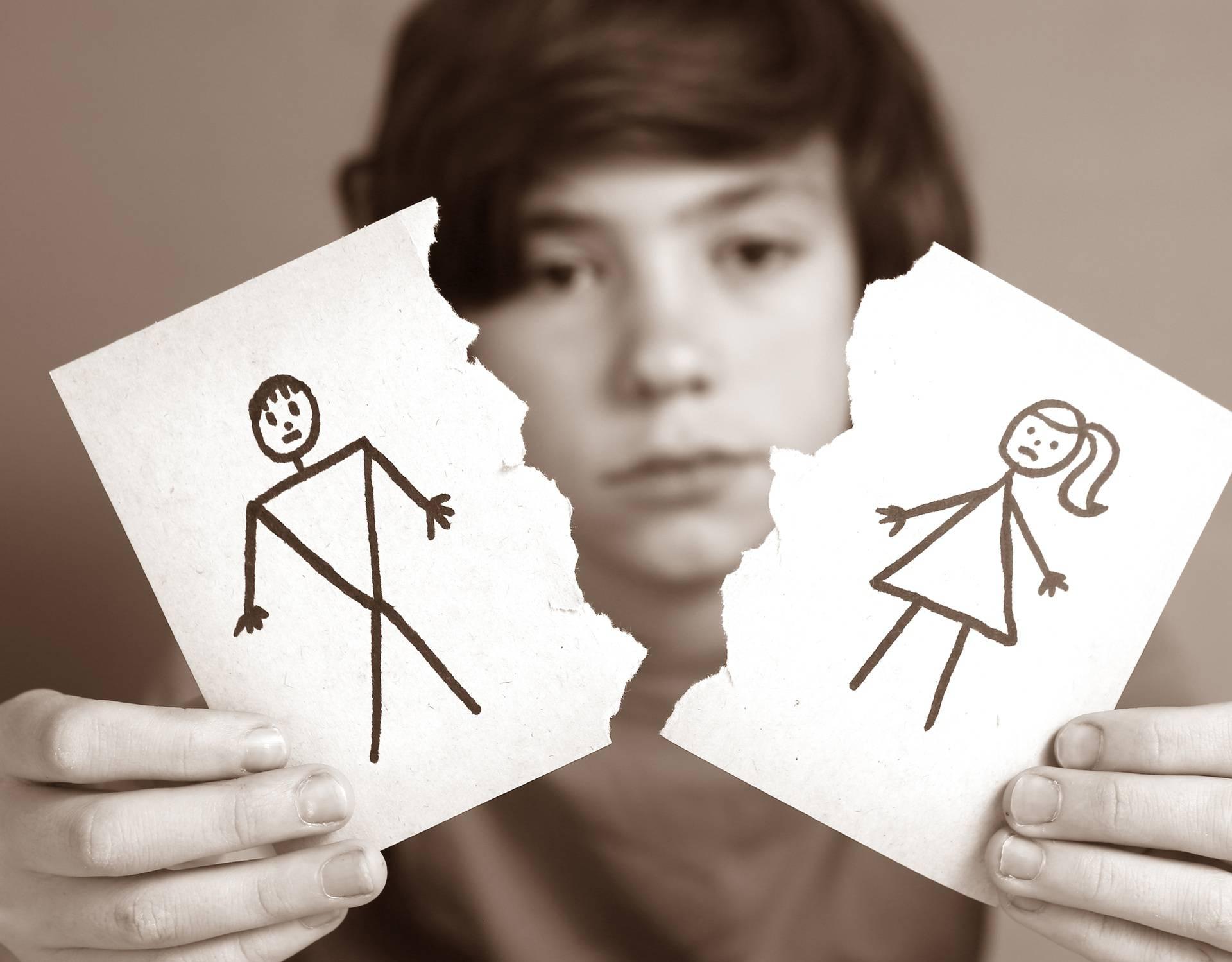 Najčešće pogreške koje roditelji rade tijekom razvoda i time značajno štete svom djetetu